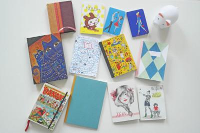 Coutch Foudre #2 : les petits carnets