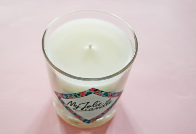 My Jolie Candle : une bougie-bijou surprise