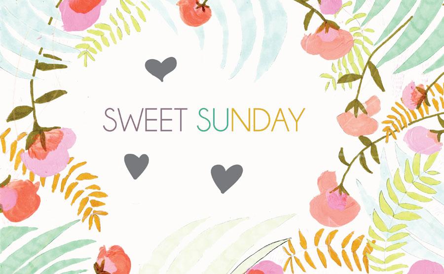 Les 7 choses que j'aime faire le dimanche