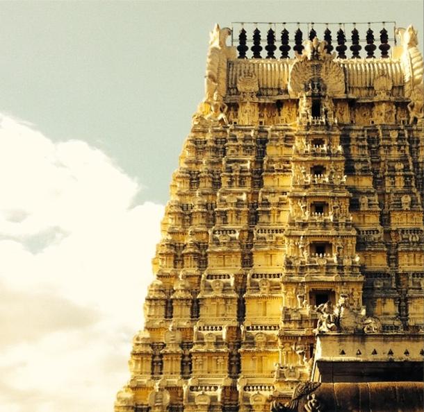 Carte postale de l'Inde #2 : les temples hindous
