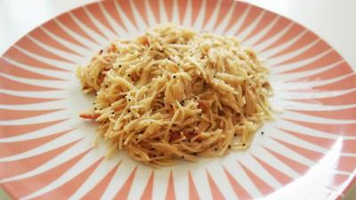 Recette indienne #1 : semiya Upma, une recette 100 % végétarienne !