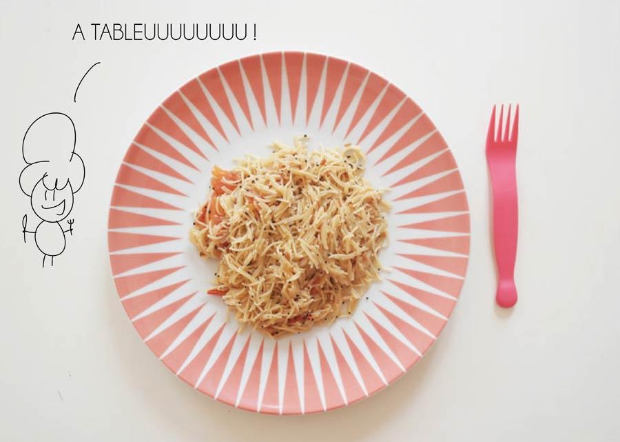 Recette Indienne Semiya Upma Une Recette Végétarienne - Cuisine vegetarienne blog