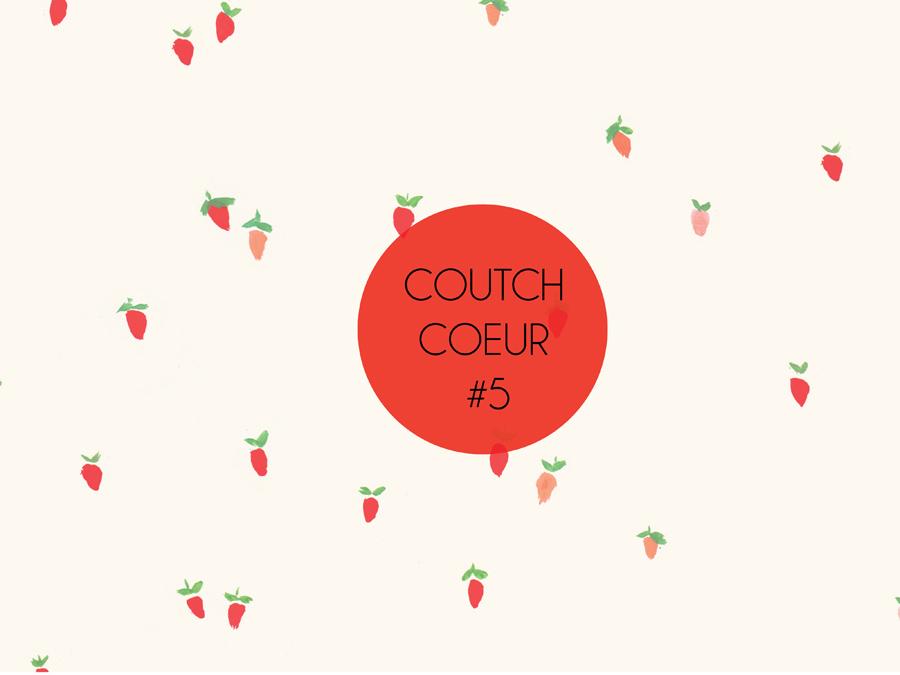 Mes Coutch coeur #5