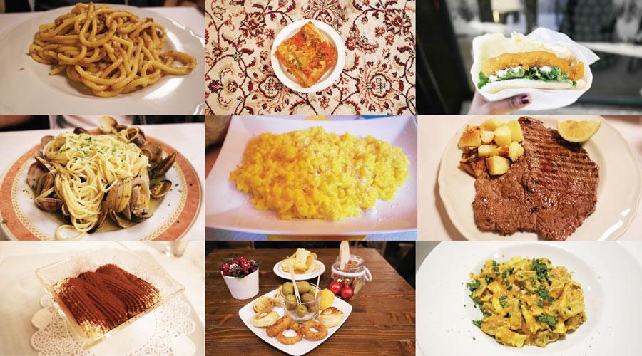 L'Italie dans mon assiette, ou comment j'ai grossi de 5 kilos !