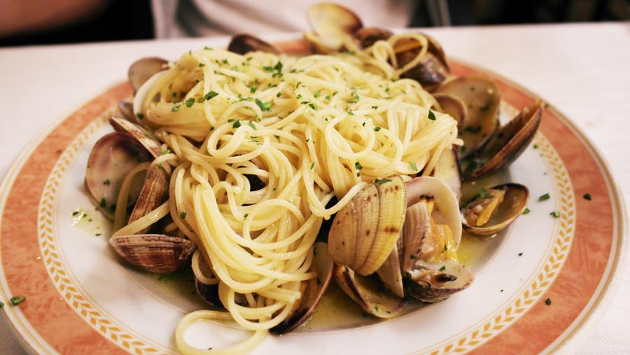 la-coutch-blog-voyage-italie-lombardie-spagetty-palourdes-food-gastronomie