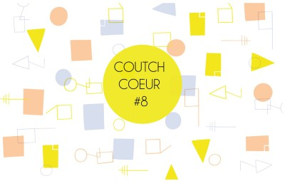 Coutch coeur #8