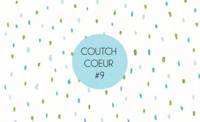 Coutch coeur #9