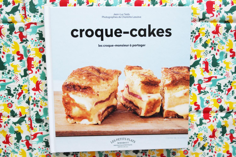 Croque Cake Recette Champignon