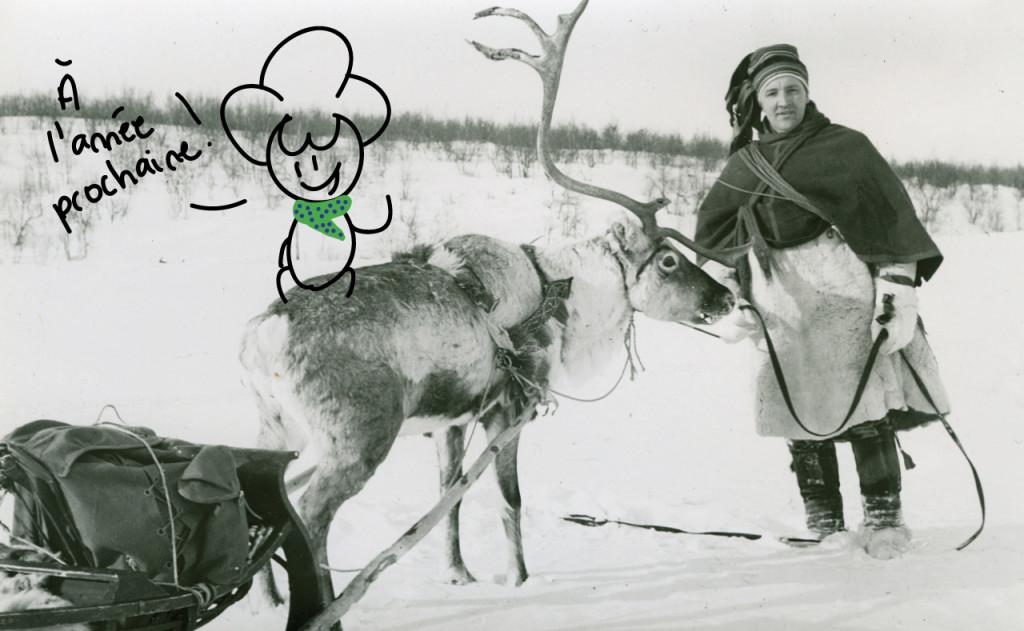 En route pour la Laponie !