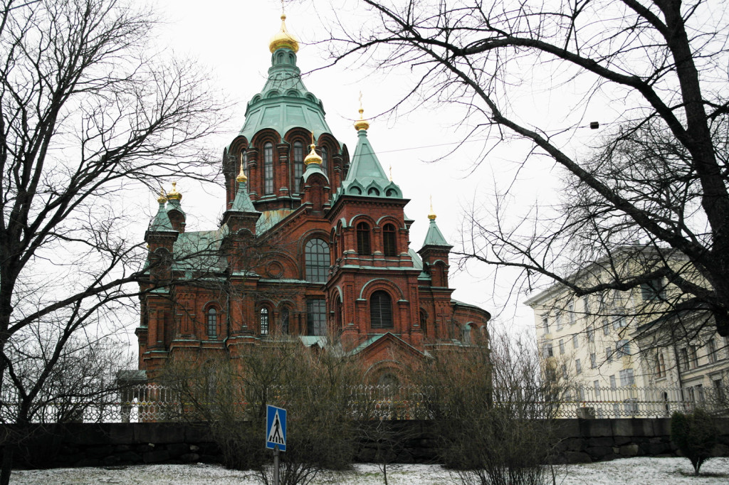 Une journée à Helsinki