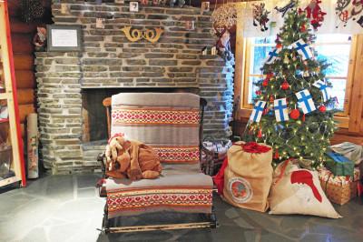 Mon voyage en Laponie : le jour où j'ai rencontré le père Noël