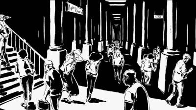 Phallaina : la première bande défilée incroyable !