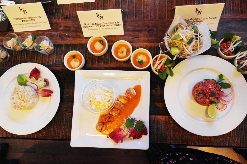Le Spicy Home Paris, la cuisine française revisitée à l'asiatique !