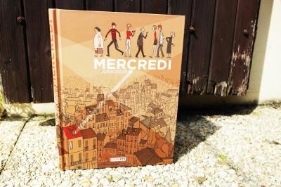 Chronique BD : Mercredi