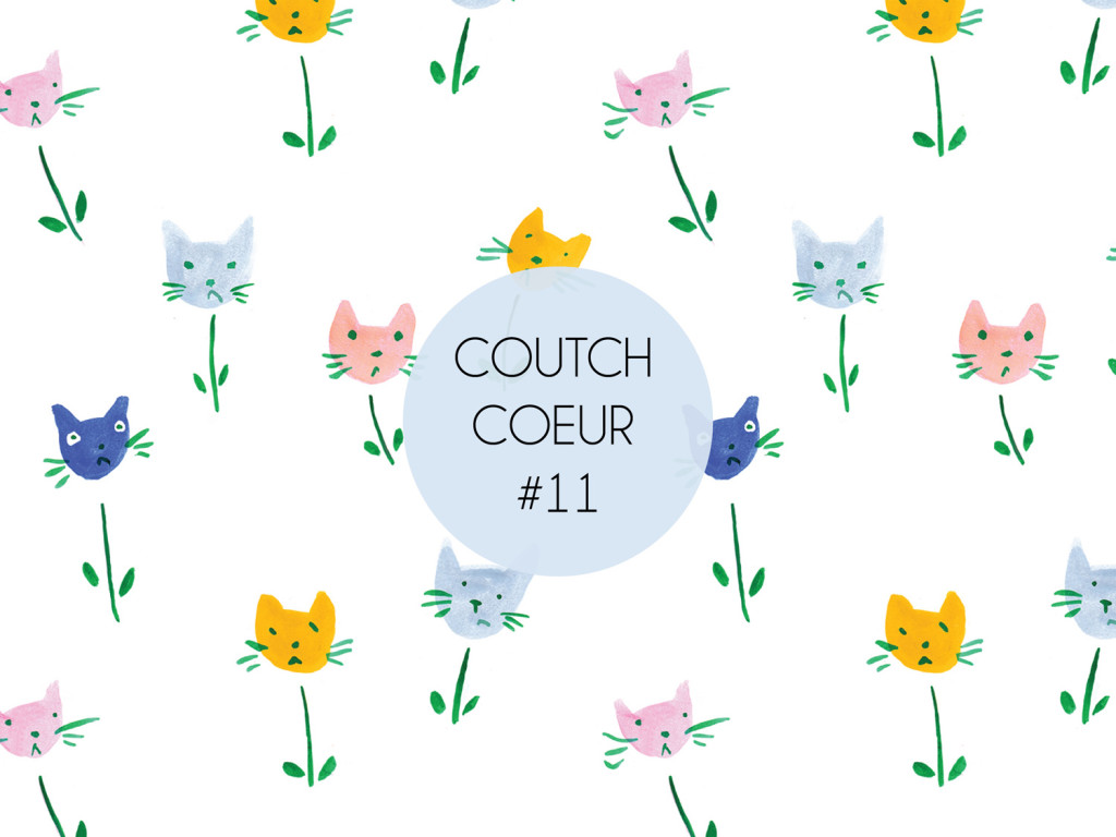 Coutch coeur #11