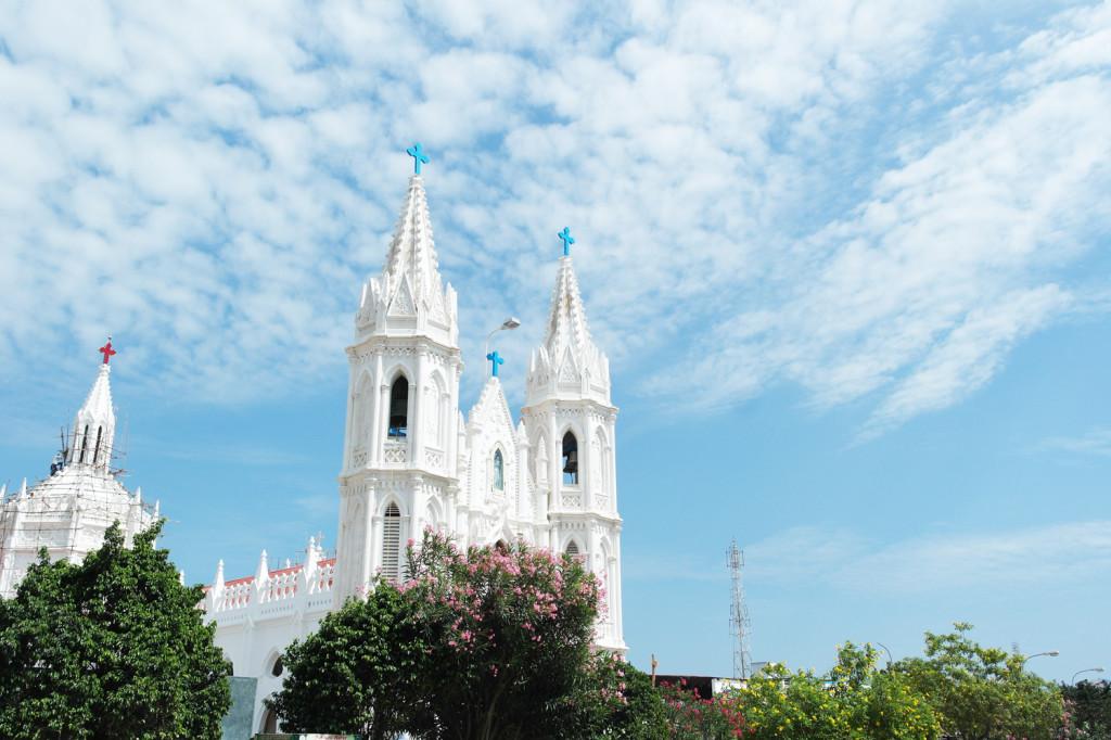 Découverte du Tamil Nadu : Velankanni et les pèlerinages