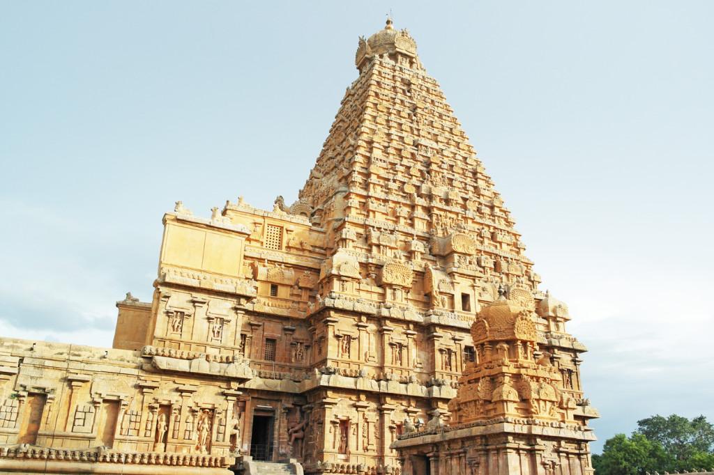 Découverte du Tamil Nadu : Thanjavur