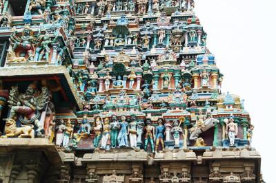 Découverte du Tamil Nadu : Madurai