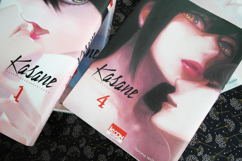 Kasane – La Voleuse de visage, mon dernier coup de cœur manga !
