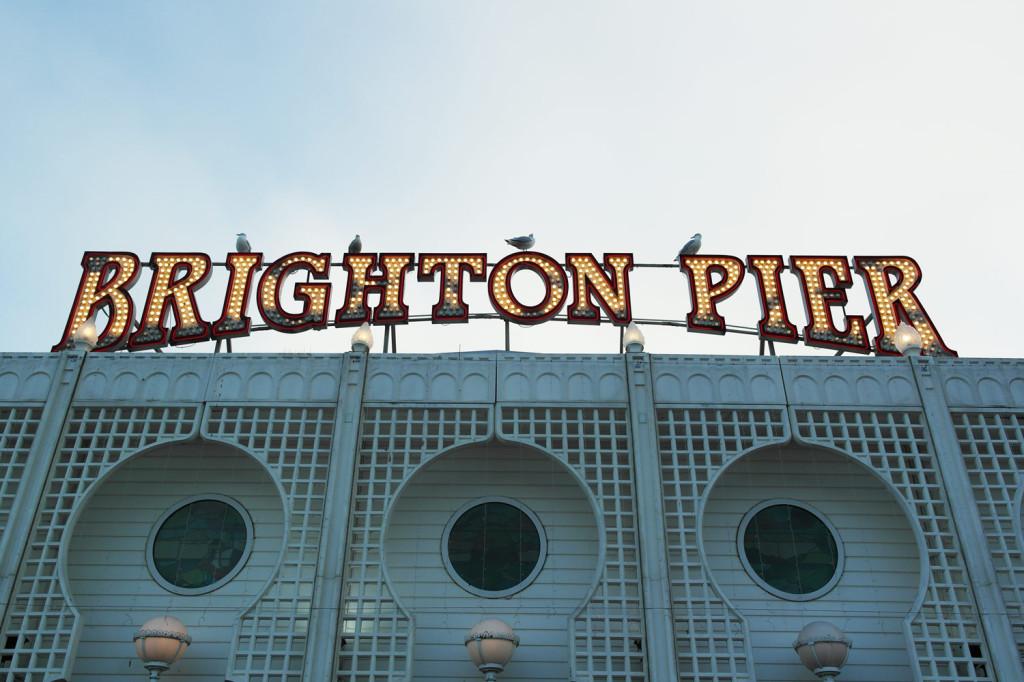 Cap sur Brighton