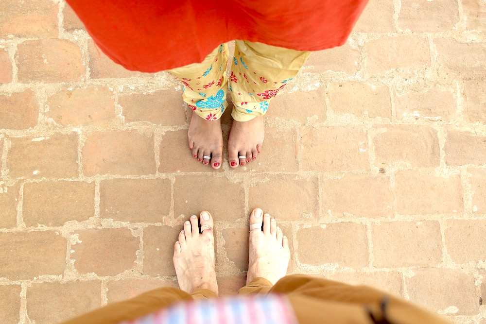 Inde : 10 choses qui montrent que tu voyages avec un Occidental