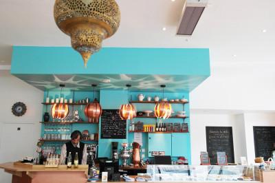 J'ai testé Sohan Café, le resto iranien