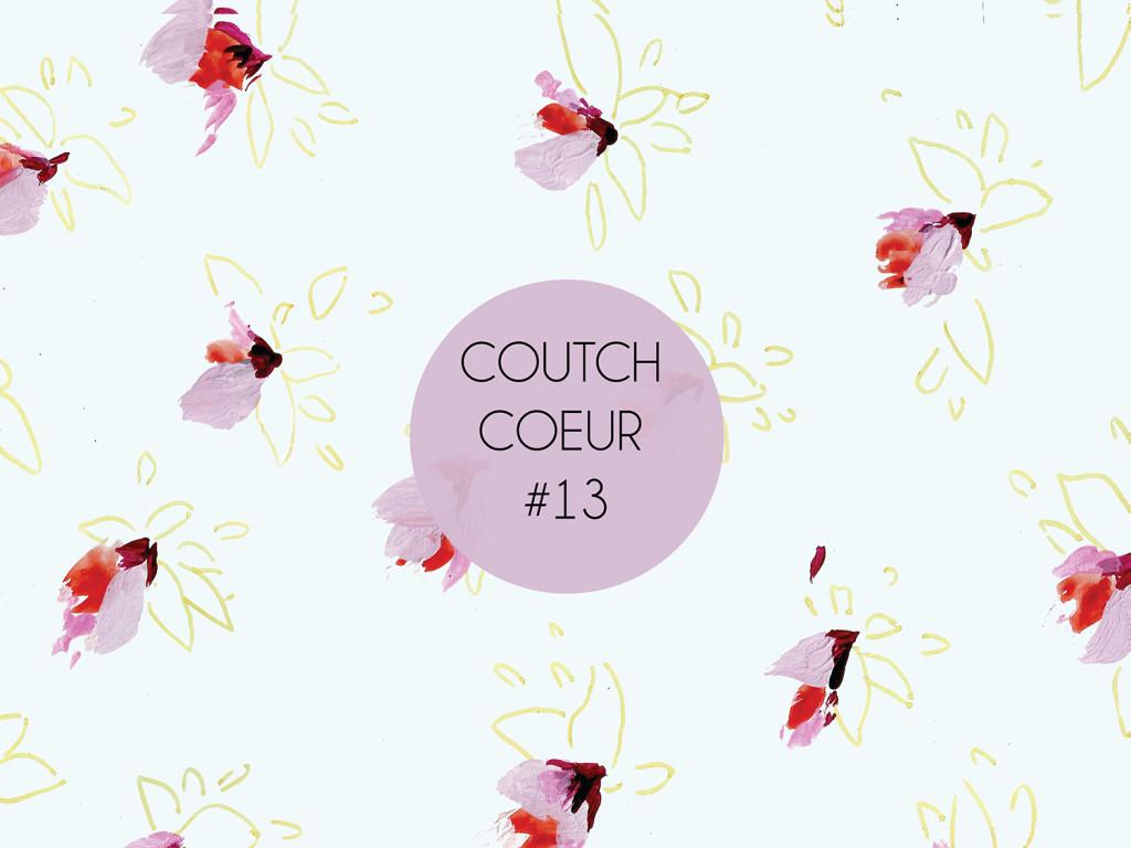 Coutch coeur #13