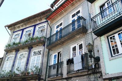 Portugal : le médiéval Guimarães