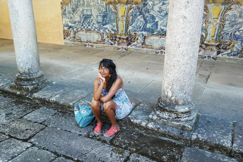 Portugal : le silencieux monastère de Tibães