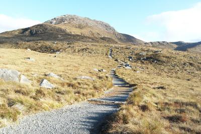 Irlande : le Connemara !