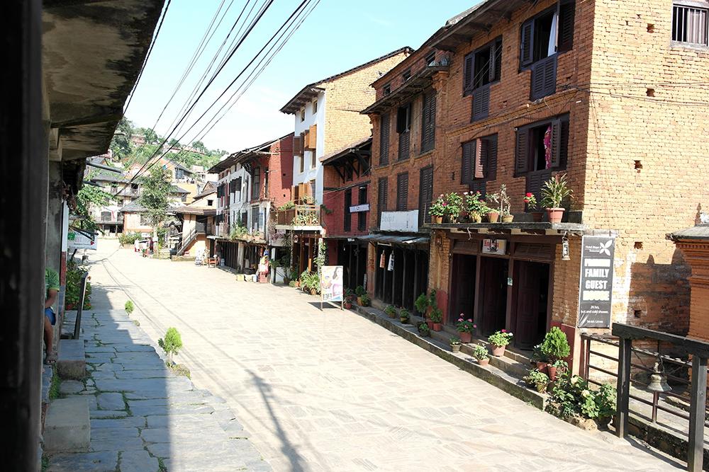 Népal : le temps s'est arrêté à Bandipur
